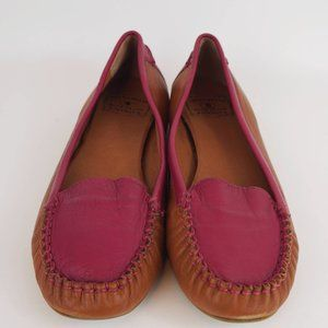 Lucky Brand Shoes - Lucky Brand Flats Leather Moccasin Style Loafers